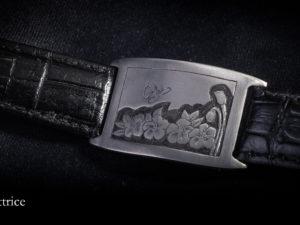 Objet de poignet, patt-art-celtic coutelier, forgeron, graveur à Val d'Anast en Ille-et-Vilaine