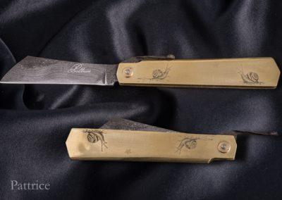 couteau-japonnais-pattogami-damas-escargot